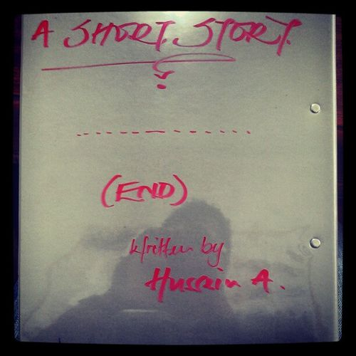 Ashortstory HusseinA End