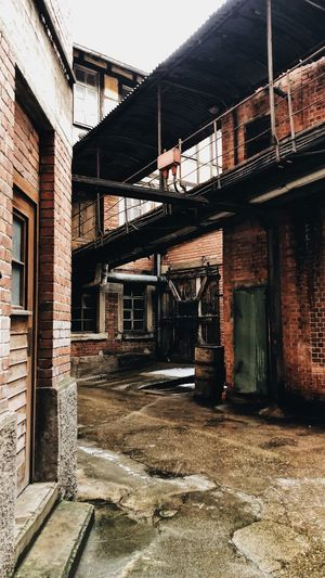 industrial building Old Architecture Architecture Old Factory Building Old Factory Industrial Building  Leather Factory Old Buildings Industrial Leather Factory Industrial Architecture Built Structure Building Exterior Building Day Old No People Abandoned Outdoors Residential District City Wall Damaged History House