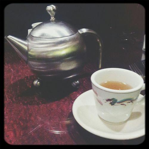 straight chillin...drinking hot tea.!! •○•○•○•○•○•○•○• Enjoying Life