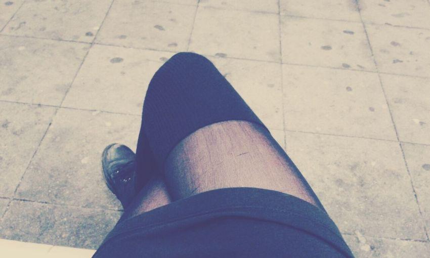 Beine Socken Taking Photos ♥