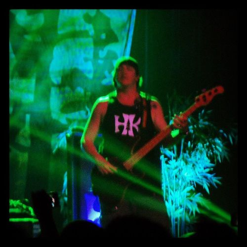 Rebelution's Marley D. Williams, Tempe, AzRebelution Calireggae Arizona Marley live