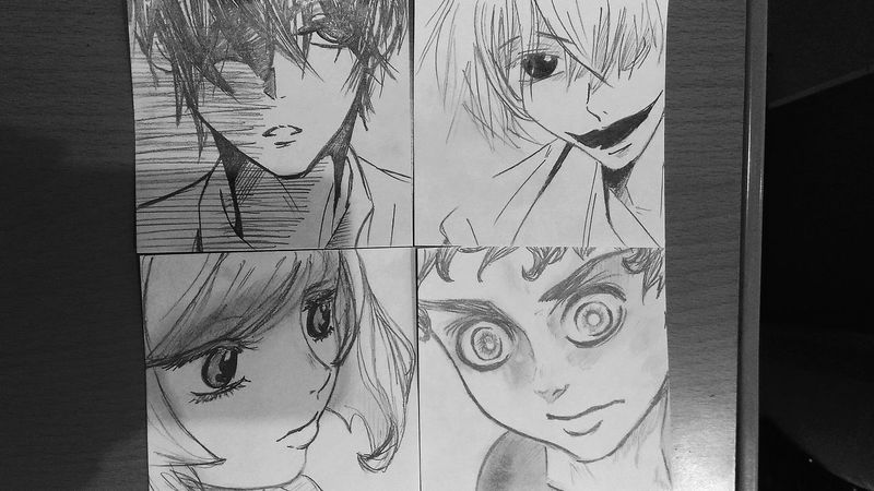 Lil scetches Black & White Art, Drawing, Creativity ArtWork Scetch Scetchart Art Drawingtime Pensil