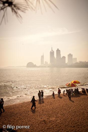Beach China