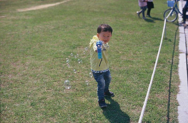 EyeEm Selects Childhood Boys Bubbles