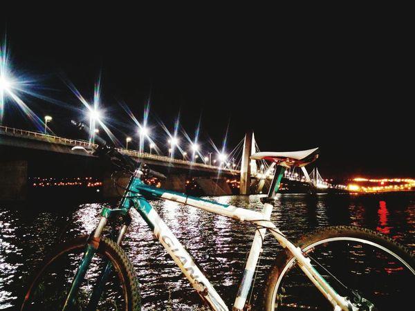 Brasília Bike MTB Biking Water Reflections