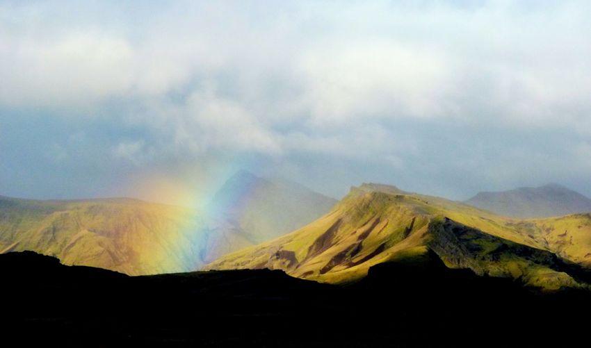 Rainbow in
