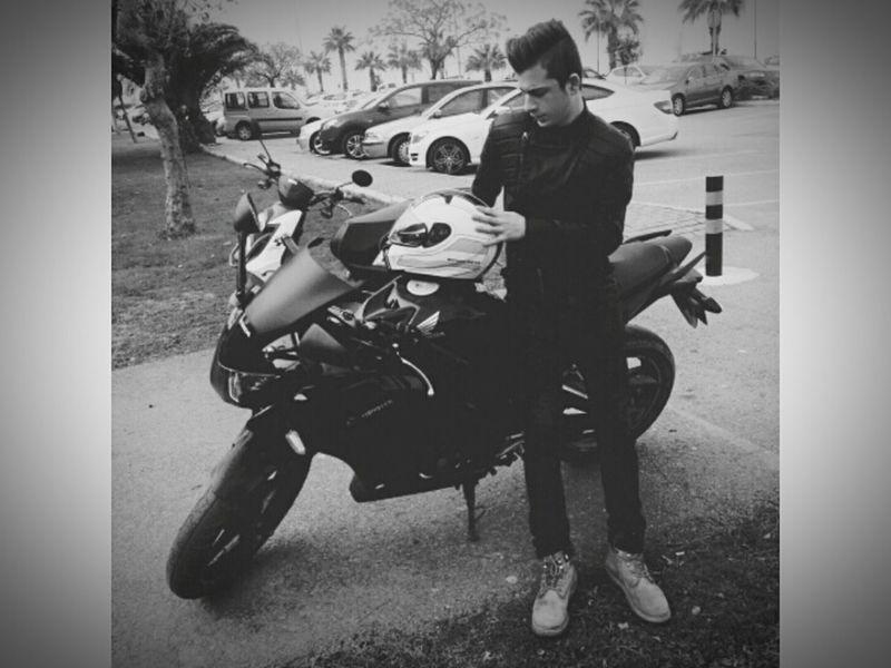 Motorcycle Honda Cbr