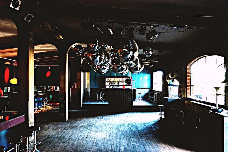 Architecture Archi Club Dance Disco Colours Kantine Ravensburg Germany