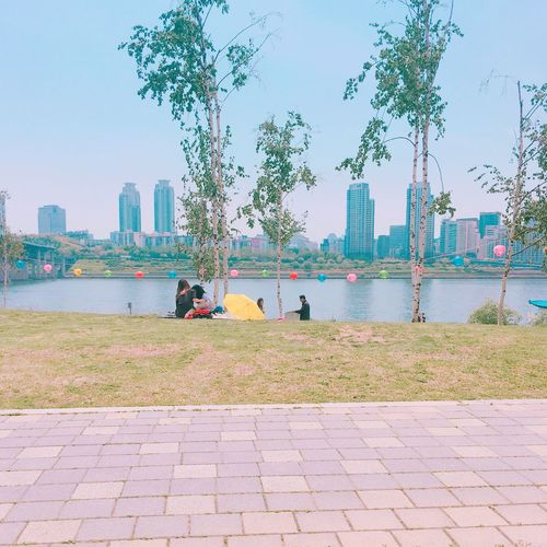 한강 뚝섬유원지 Relaxing Taking Photos Enjoying Life Hanging Out Southkorea DSLR Photography