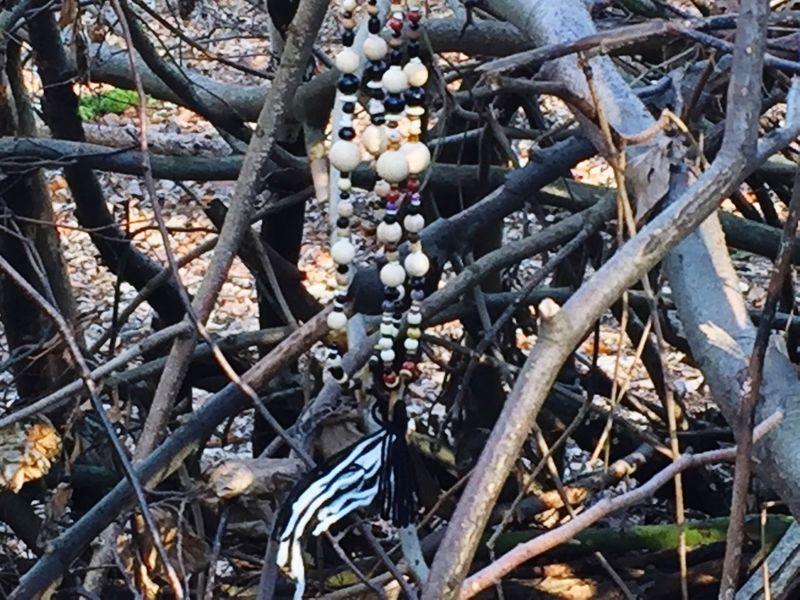 Bois Woods Beautiful Racines Bijoux Saylana Soulmate Esprit Perles G-Well By Sabrina saylana