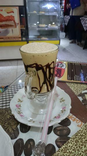 Icedcapuccino Coffee Time