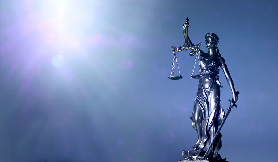 lady justice or