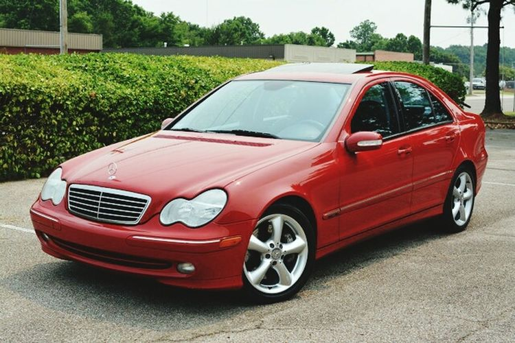 Wish this Mercedes was mine. $5,000.00 is all.