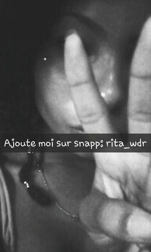 My Snapchat Add Me Black&white Peace Love ♡