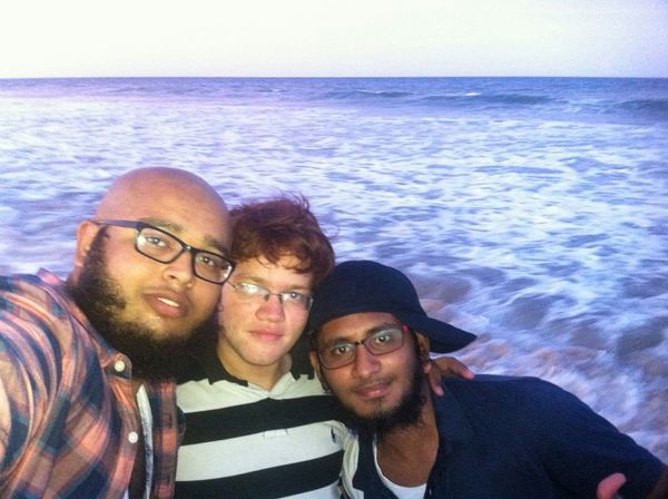 Hello World That's Me! Enjoying With My Friends  Waves, Ocean, Nature Life Is A Beach Chennai Diaries Best Memories Best Friends.? No.! Brothers<3 Selfienation A.J Photography