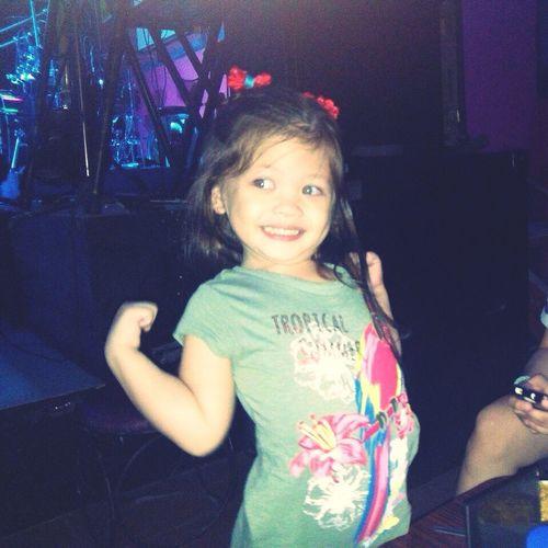 My Baby Girl <3 kiddo