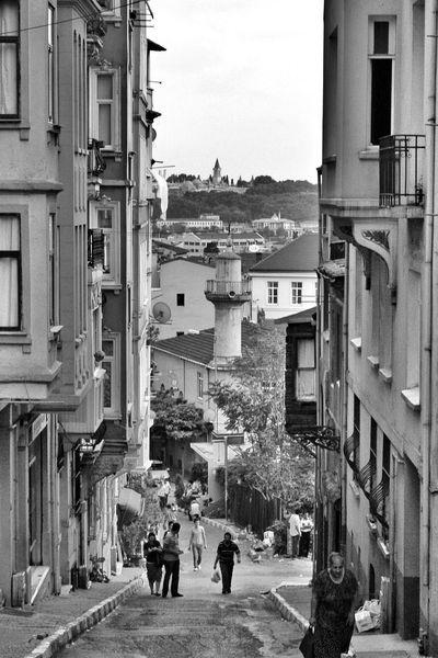 Blackandwhite Black And White Streetphotography Street Istanbul