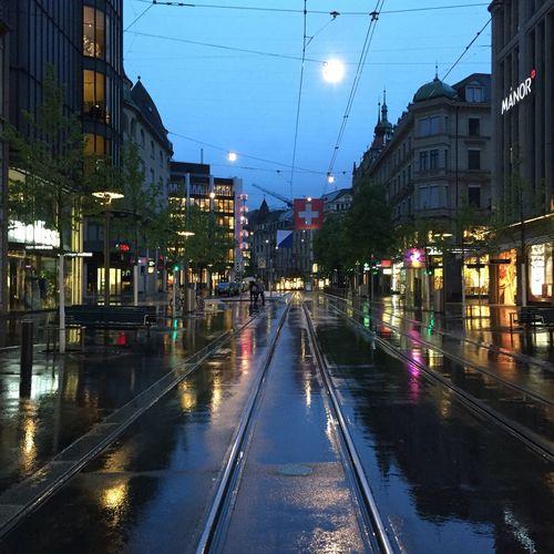 Zürich - in the
