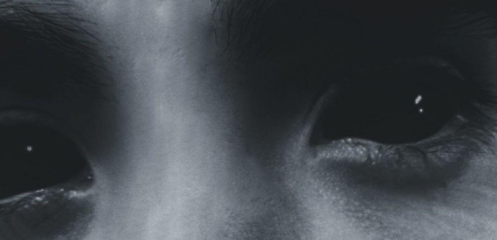 Blackandwhite Photography Demon Eyes Black Infierno  Matame Escapa First Eyeem Photo