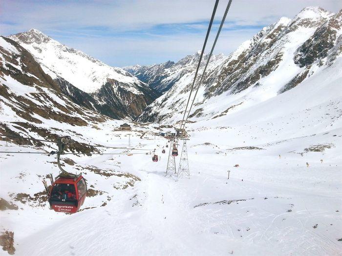 Nieve3 Snow Mountain Österreich Austrian Alps