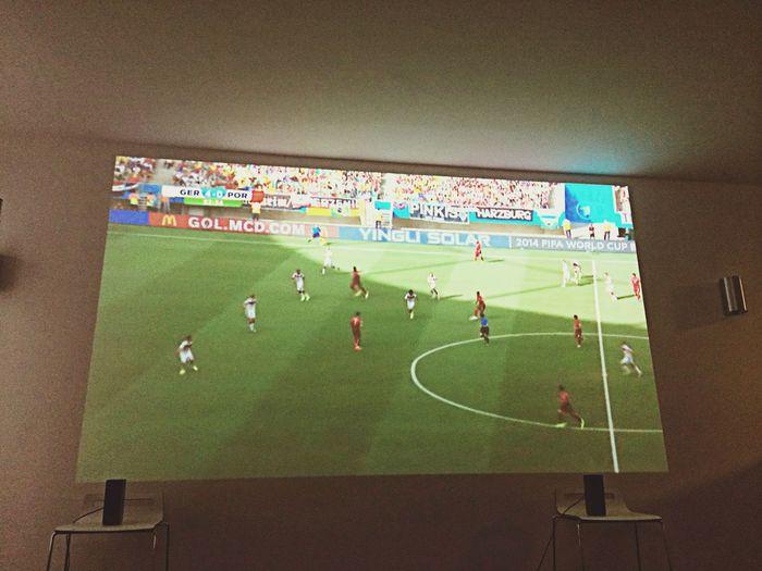 Portugal mal wegrasiert! ??⚽️ Deutschlaaaand! Worldcup2014 Berlin