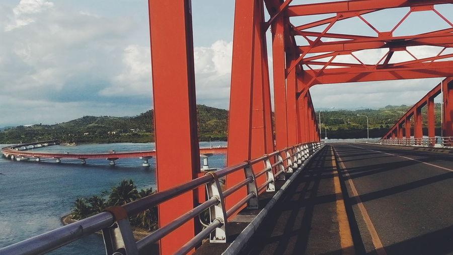 Sanjuanicobridge Tacloban, Philippines Bridge EyeEmNewHere Eyeemphotography