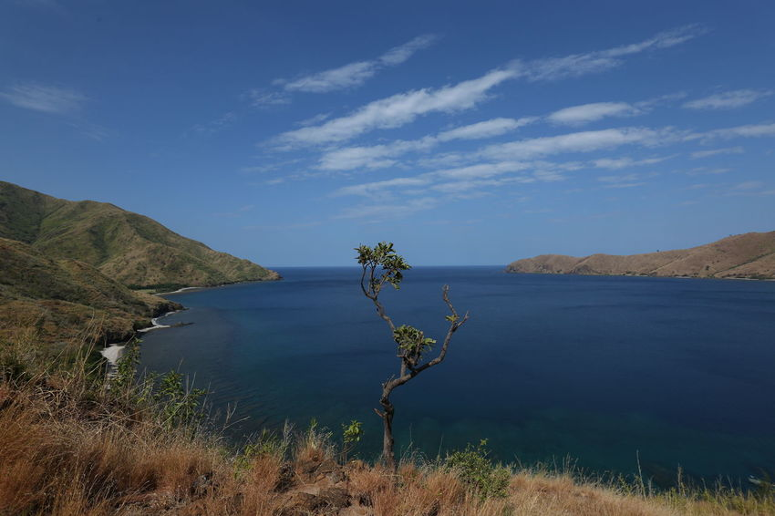 ASIA Blue Sky And Clouds Boat Cove Island Island Cove Outdoors Philippines Stones Stones And Water Zambales