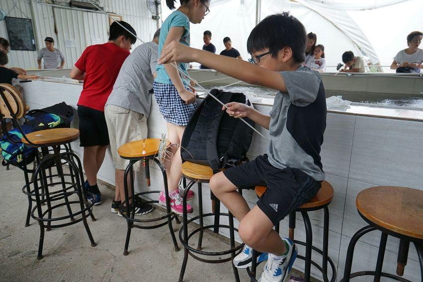 Prawning Hong Kong Yuen Long