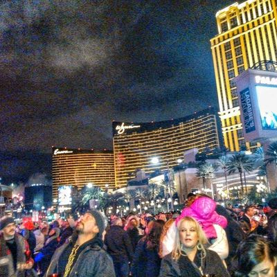 New Years Eve Vegas