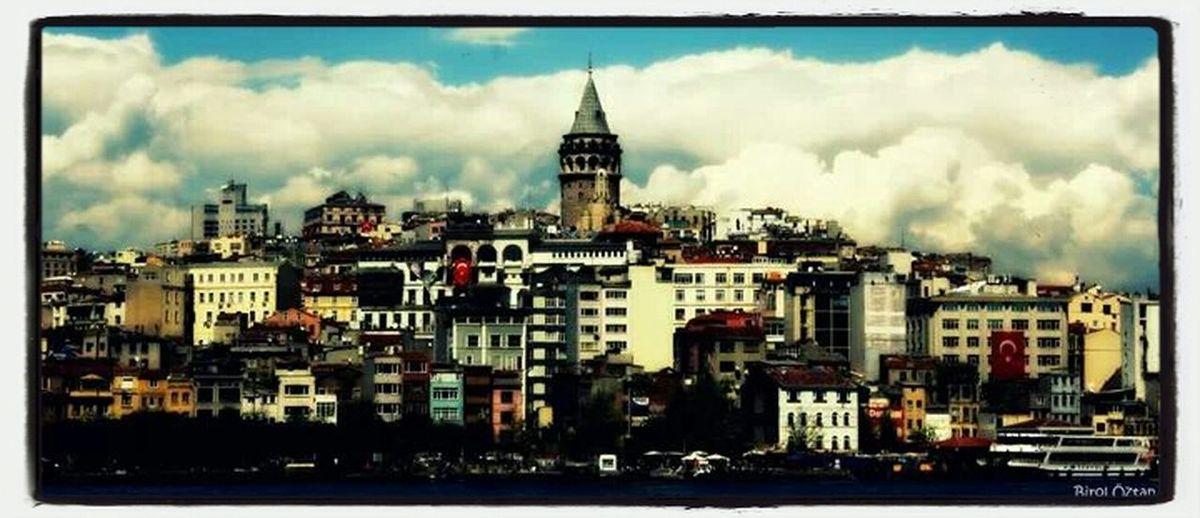 Cityshapes galata,istanbul