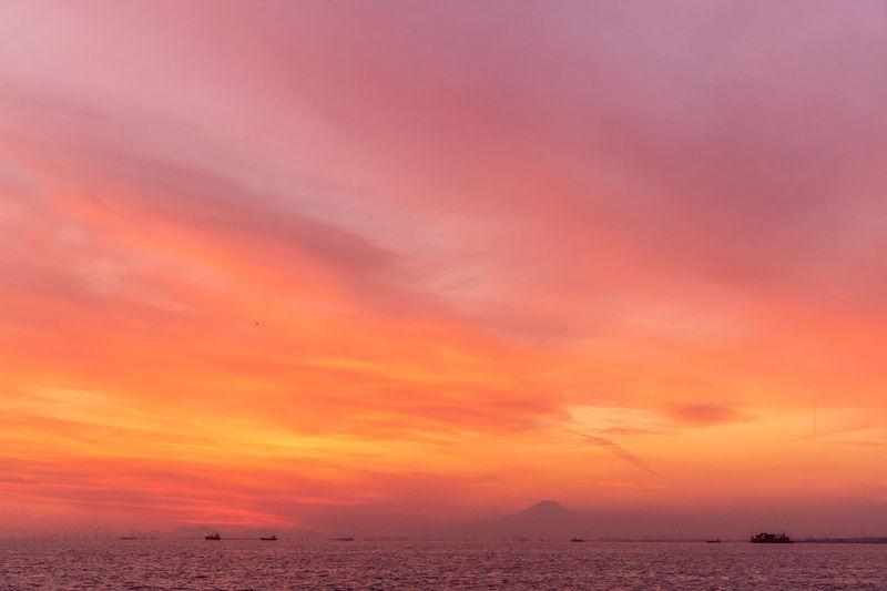 Mount FuJi Sky