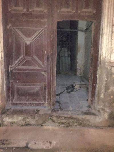 Door Window No People House Indoors  Open Door Day Architecture Ajar