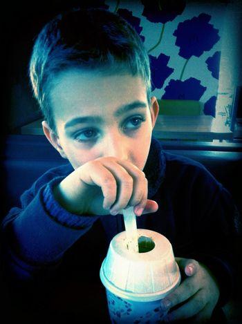 kids at McDonald's Kids