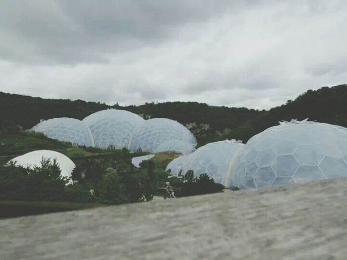 Cornwall The Eden Project
