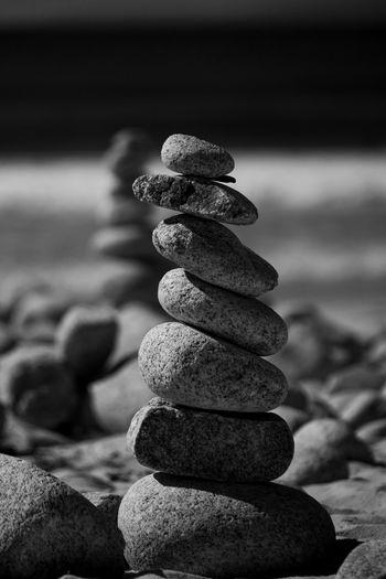 balanced Cairns