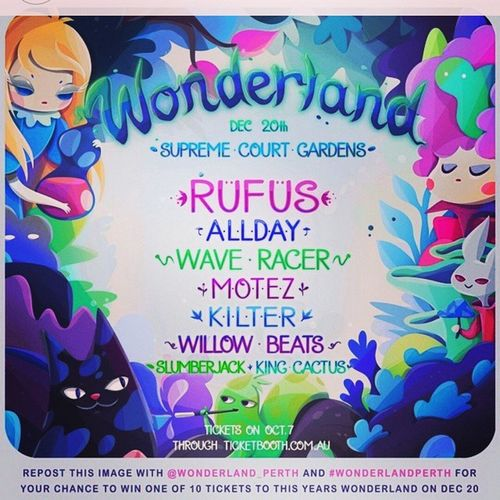 @wonderland_perth Wonderlandperth hook me up!