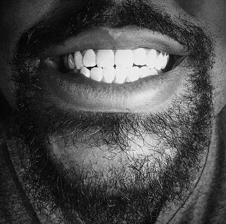 Everyday, you should smile. Faces Of Summer Holiday POV Faces Of EyeEm EyeEm Best Shots - Black + White Eye4photography  WJII Photography Smile Open Edit Shades Of Grey