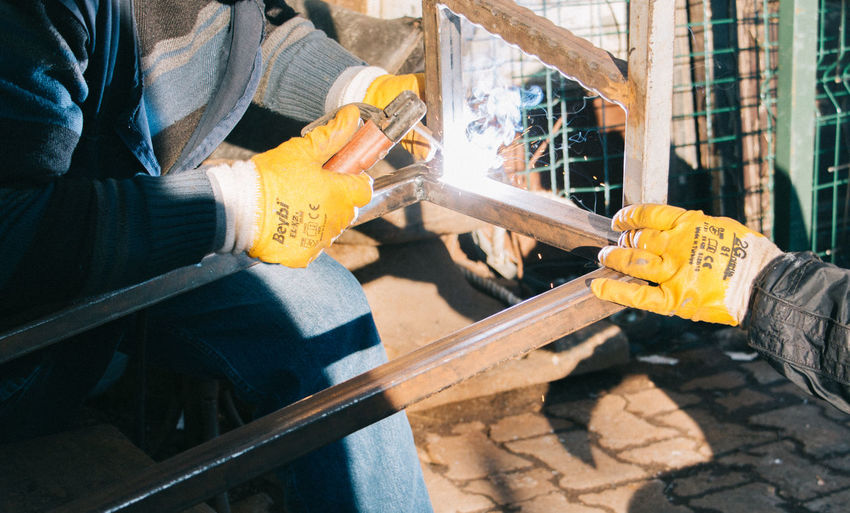 Broken Canon Canonphotography Casual Clothing Hands Hands At Work Holding Indoors  Leisure Activity Lifestyles Lightroom Metal Occupation Part Of Real People Sitting Variation VSCO Vscofilm Women Wood Wood - Material Wooden Worker Working