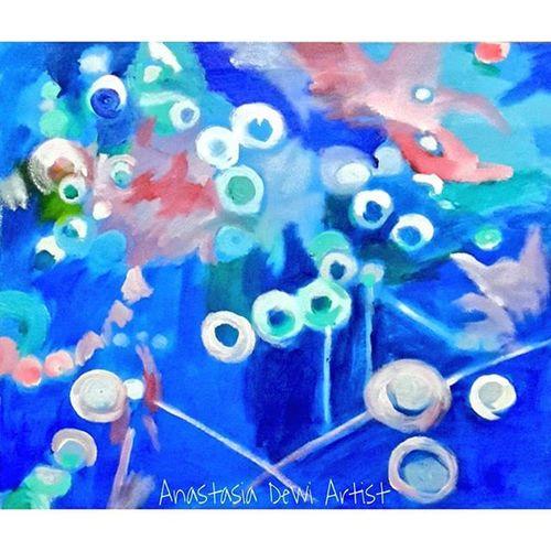 🔵DOTS🔴 Art Arte Artist Artists ArtWork Painting Painter Paint Abstract Abstractart Abstractpainting Contemporary Contemporaryart Artistic WorkOfArt Followart Acrylic Acrylicpainting  Color Colors Instaart Instaartist Instaartistic Workinprogress Wip On Canvas 70 x 50 cm.