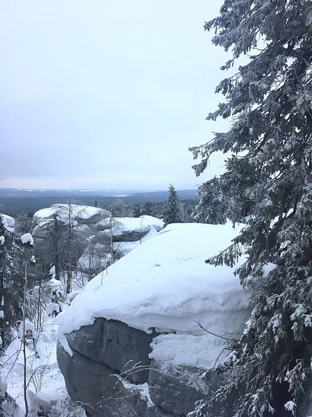 Rocks Russia Snow Winter Cold Temperature Nature Beauty In Nature Weather Tranquility Tranquil Scene Outdoors No People Landscape Frozen