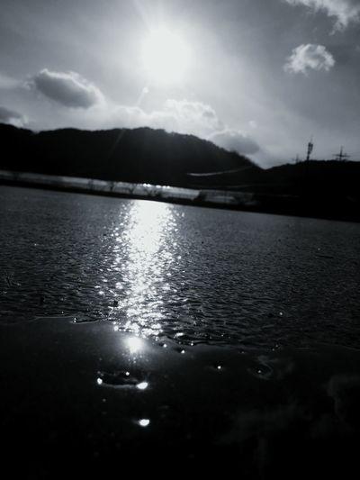 Reflection Water Reflections Blackandwhite Photography Blackandwhite Black&white Blackandwhitephotography Photography Ice Black & White Icecold