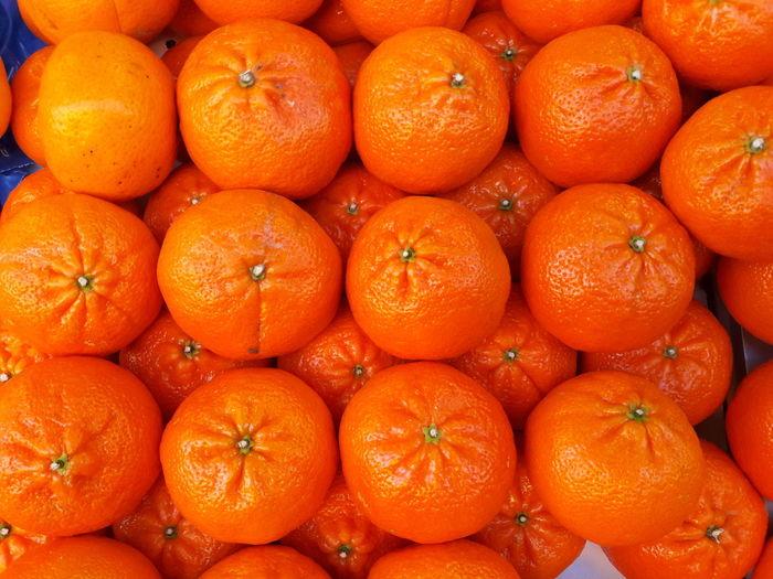 Oranges at the