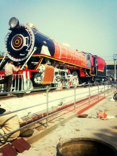 Last steam ingen in haryana name akber
