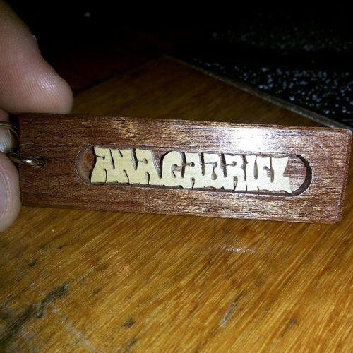 Llavero de @anagabrieloficial