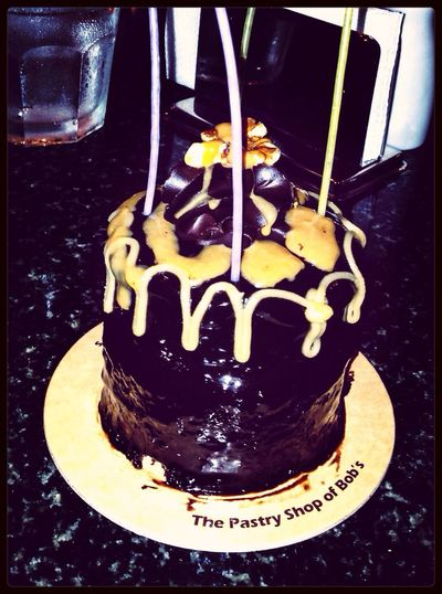 Chocolate cake is <3 Pastryshopofbobs Chocolate Cake Food Porn Sweets