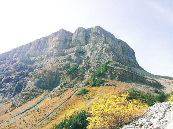 Hiking Naturelovers Naturelover Rocky Mountains