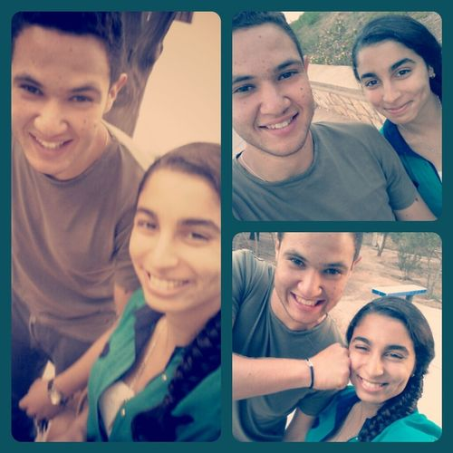 Having FUN with the Monster! lmao Good Times With Him <3  Funny Shit Life<3