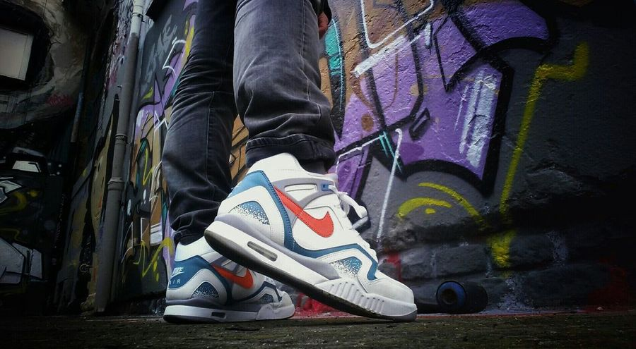 Sneakers Landscape Streetphotography Street Fashion Nike Nikeair Airtech Airtechallenge Andreagassi