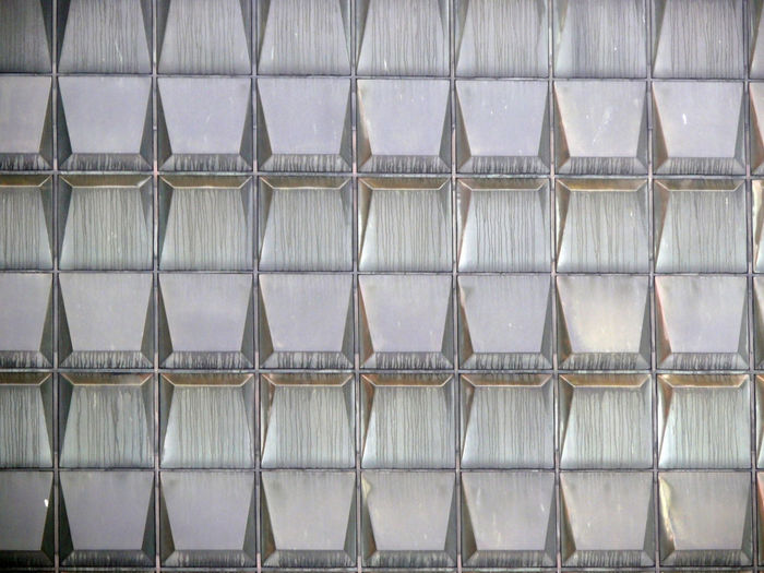 Museum of the Occupation of Latvia | Riga | Latvia | Baltic countries | Architecture Baltic Countries Built Structure Culture Design Exterior Full Frame Geometry Horizontal Symmetry Museum Of The Occupation Of Latvia Order Pattern Repetition Symmetry Wall