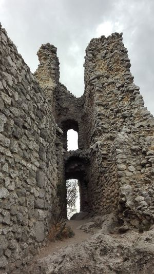 History Old Ruin Architecture Ancient Civilization Ancient History No People Day Outdoors Travel Destinations Sky Holidays ☀ Historical Place Czechia Moravia First Eyeem Photo Moravian Castle